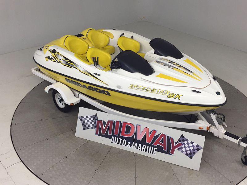 1999 Sea-doo SPEEDSTER SK - Midway Auto Sales