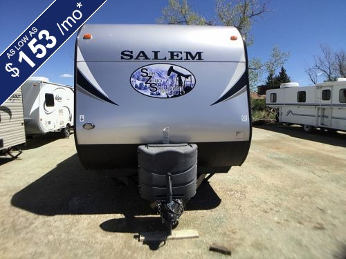 2015 Forest River SALEM 35DQRN
