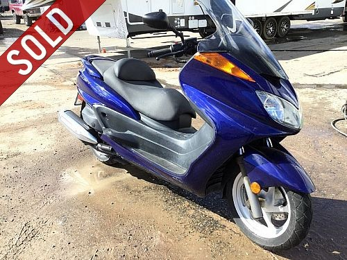 2005 Yamaha SCOOTER<br><span>$750*SOLD - 0miles</span>