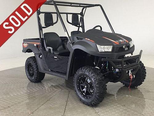 2017 KYMCO 700I LE EPS<br><span>$12,837**SOLD - 0miles</span>