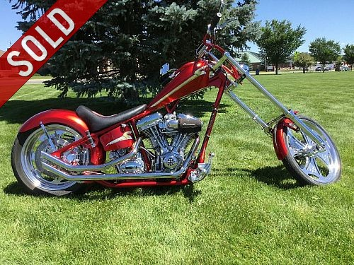 2005 Other CUSTOM CHOPPER<br><span>$12,900*SOLD - 8,000miles</span>